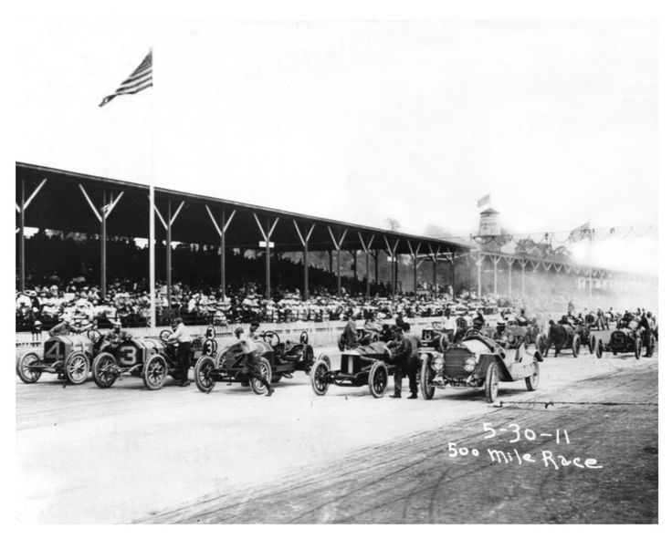 indy 500 2013 | Starting Grid, 1911 Indianapolis 500 Photo on June 22, 2011 #138676 ...