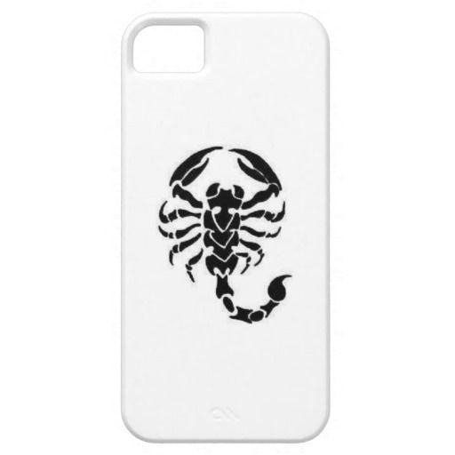 Black Scorpion - iPhone 5/5S iPhone 5 Case