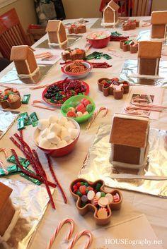 Cute house party ideas