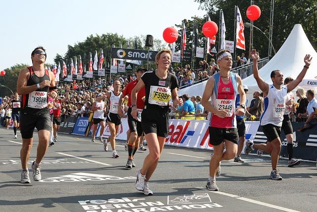 Correr para que mis demonios y mis miedos nunca me alcancen. Entrenamiento para tu primer Maratón, 2013!!!!!!