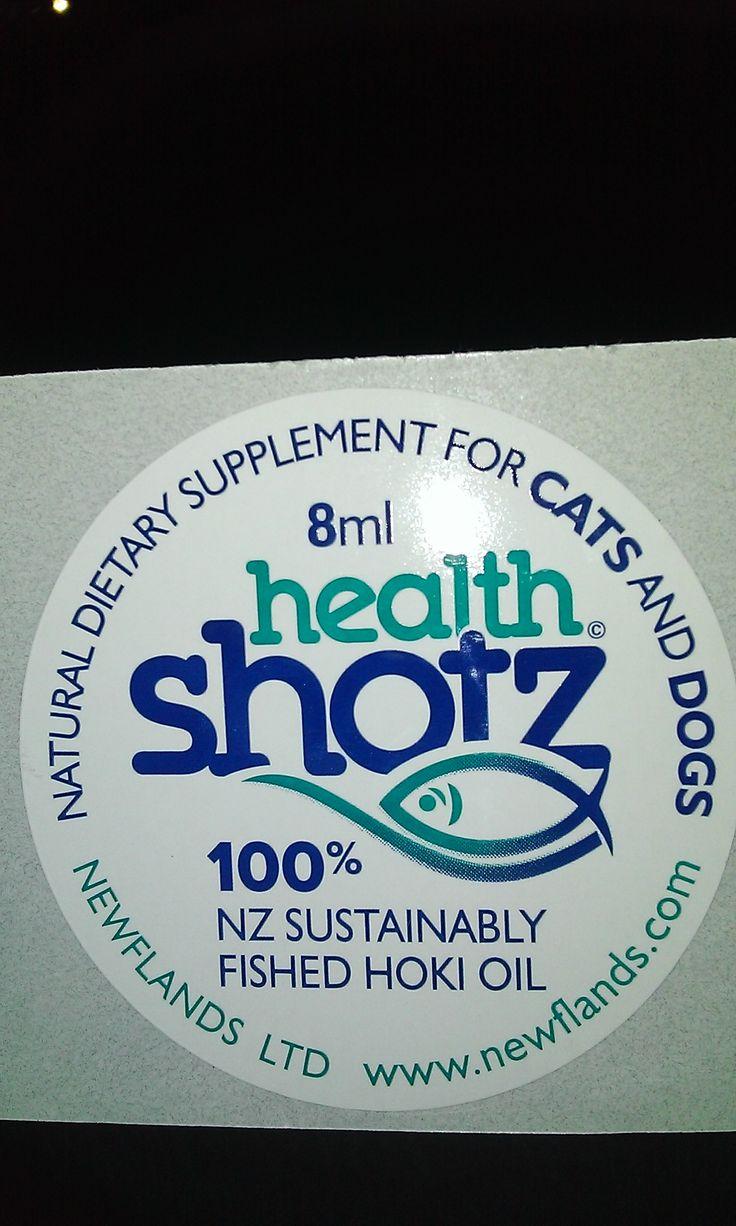 mini health shotz of Hoki fish oil for gifts overnight travel and tasting!