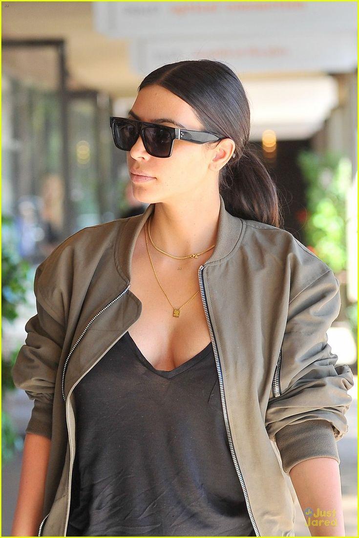 Kim Kardashian Sunglasses - StyleBistro