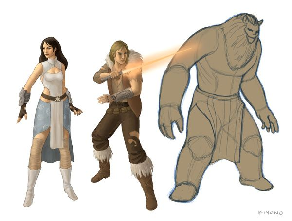 my redesign of thundarr the barbarian