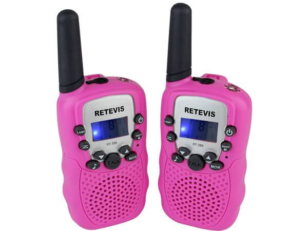 Portable Kids Walkie Talkie