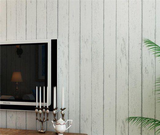 1000 ideas sobre papel pintado dormitorio en pinterest - Papel pintado imitacion madera ...