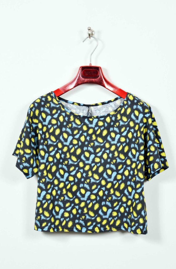 Πολύχρωμο T-shirt