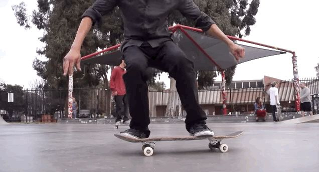 Slow-motion videos of skateboarding are all I want to film with my iPhone 6. - Skyler. --- Adam Shomsky filmed skateboarder Christopher Chann in slow-motion at Stoner Skate Plaza in Los Angeles. The tricks are beautifully shot, and… September 15, 2014