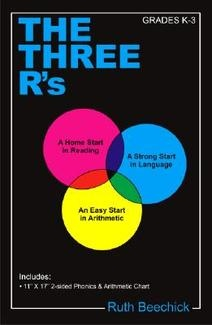 Ruth Beechick The Three Rs---- This is a very practical resource guide for parents