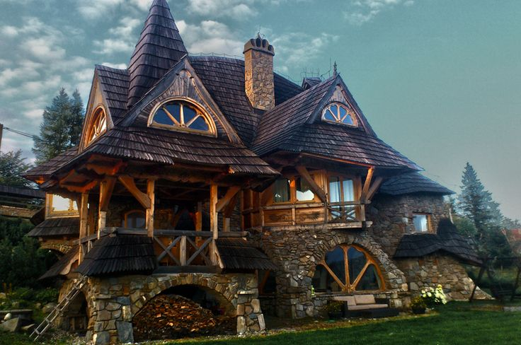 27 best images about colorful houses on pinterest - Storybook houses dreamy home ...