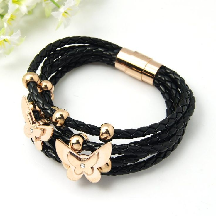 PandaHall Jewelry—Handmade PU Leather Bracelets | PandaHall Beads Jewelry Blog