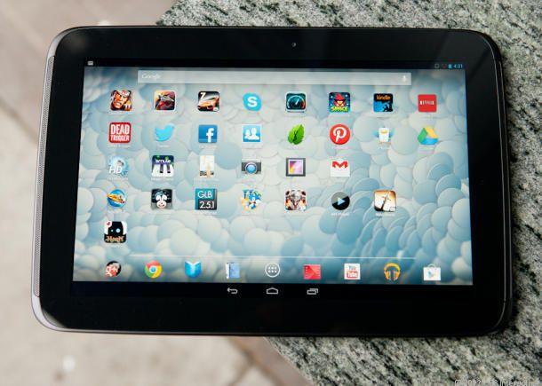 Google Nexus 10 Review - Watch CNET's Video Review