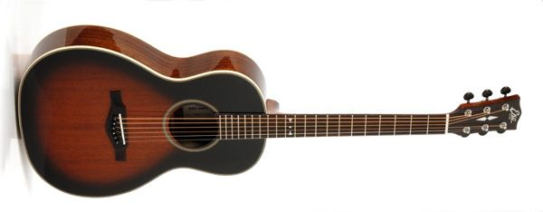 EKO EGO Legend Vintage Sunburst, focus is totally on the producing guitars to the highest quality possible.