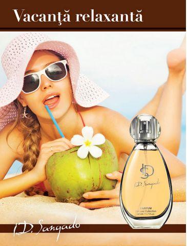 Ellys Shop: Parfum ID Sandago- Vacanta relaxanta