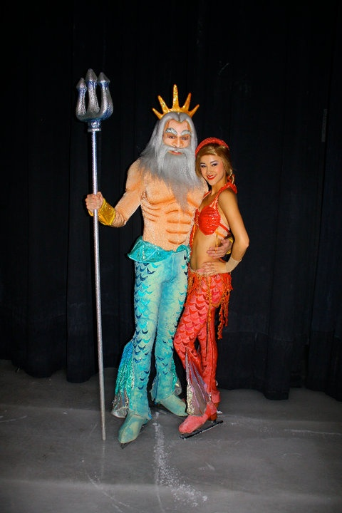 17 Best Ideas About King Triton Costume On Pinterest