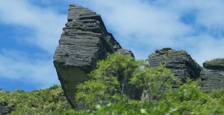 soooo rugged - Lake Waikaremoana