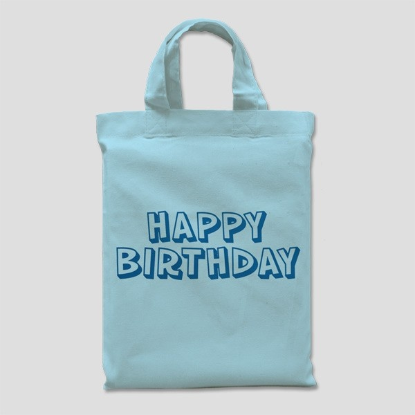 Create your own personalised gift bag