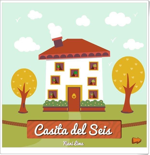 """Casita del 6"" (Nani Lima en edu.xunta.es)"