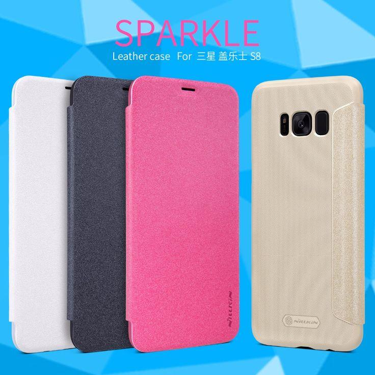 Pas cher Case pour Samsung Galaxy S8 NILLKIN Étincelle flip super mince couverture en cuir case pour Galaxy S8 (5.8 pouce) avec Vendue Au Détail Paquet, Acheter  Téléphone Sacs et Valises de qualité directement des fournisseurs de Chine:Case pour Samsung Galaxy S8 NILLKIN Étincelle flip super mince couverture en cuir case pour Galaxy S8 (5.8 pouce) avec Vendue Au Détail Paquet