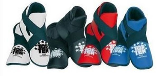 Kick foot protectors for children - WAKO approved from TopTen