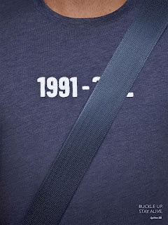 Quebec Automobile Insurance Society: Seatbelts  Buckle up. Stay alive. Simple as that.