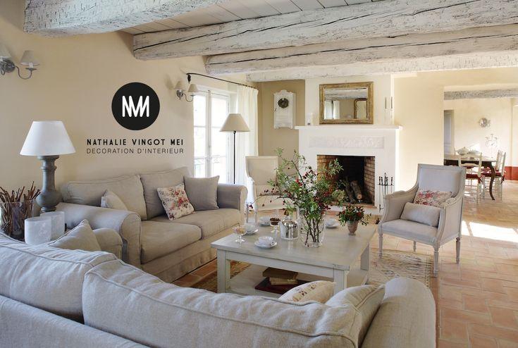 Decoration decoratrice provence salon pinterest fils for Recherche decoratrice interieur