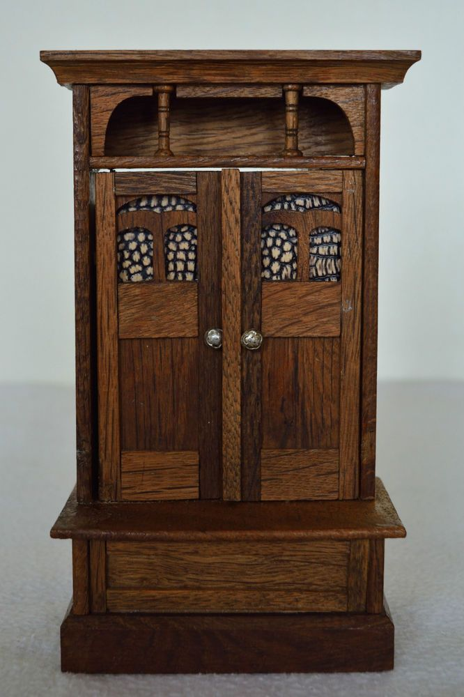 202 Best Art Nouveau Biedermeier Dollhouse Images On Pinterest