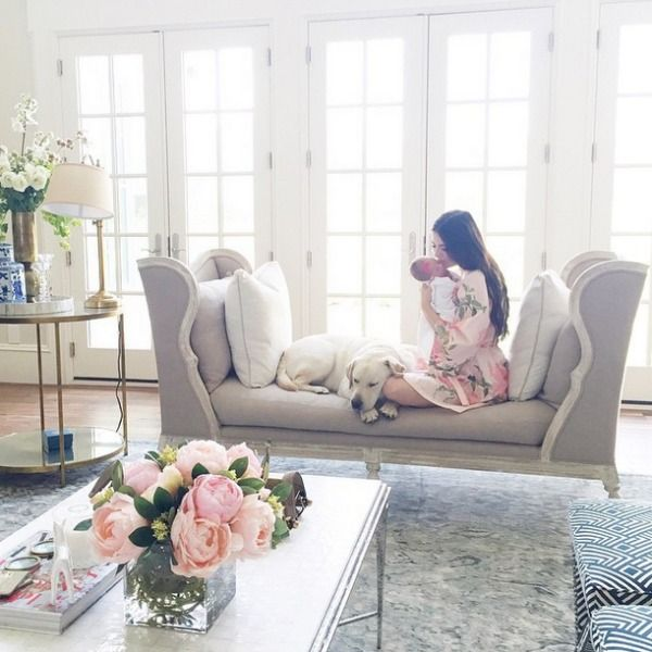 Chaise In Living Room Ottoman 52 Best Lenter Images On Pinterest Couches Lee Boyfriend Shirt Persimmon Hears Her Wish