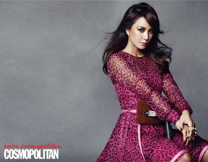 ​8 times Uhm Jung Hwa was simply perfection