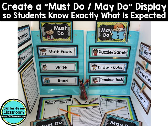 Teachers can improve classroom management by creating a system for managing student assignments. This article explains how to create an easy plan to log and track student assignments so elementary school students always know what is expected.