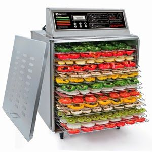 Online Products and Services: Commercial dehydrator- working and use