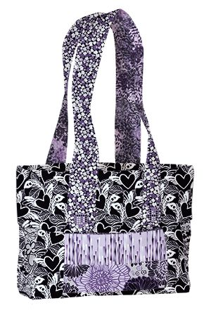 Metro Downtown Bag | Free pdf project from Fabric Editions