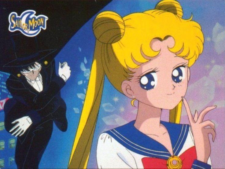 Sailor Moon Wallpapers - Cartoon Wallpapers