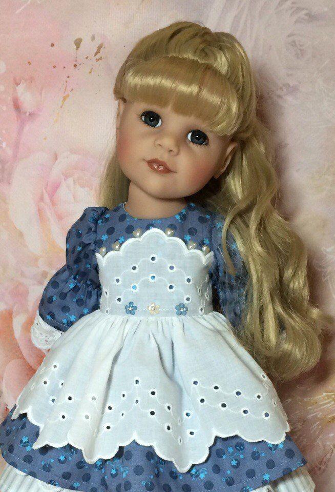 Моя кукла ГОТЦ (GOTZ)