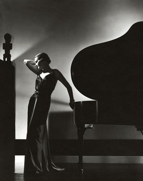 Eighty Year Old Unpublished Photo Gems From Fashion Photographer Edward Steichen