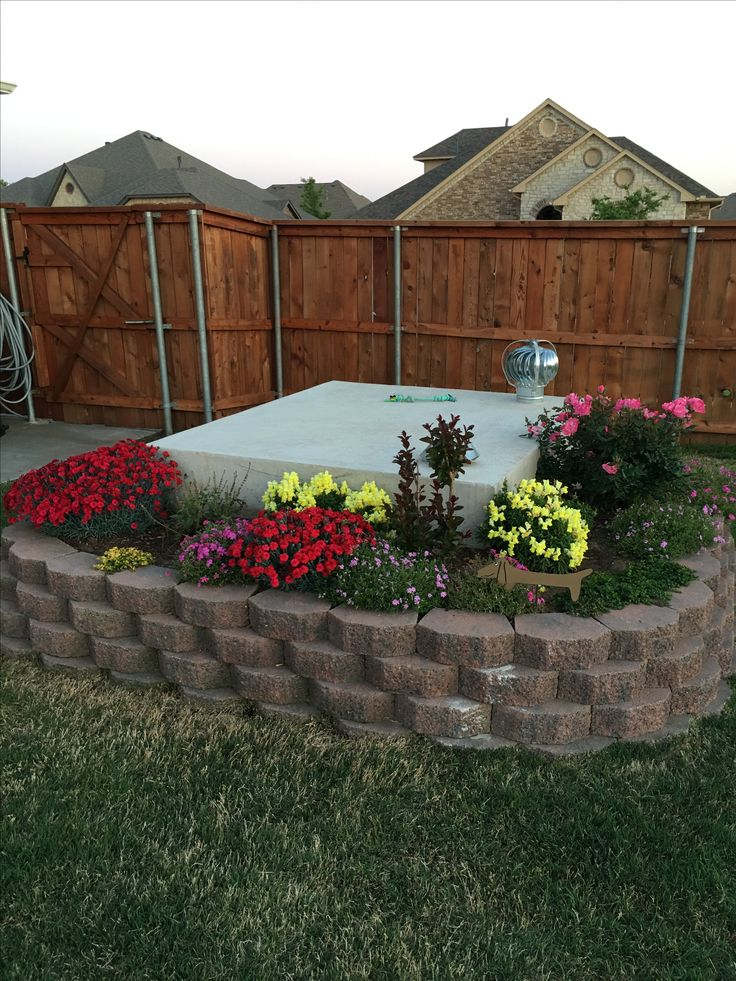 My storm shelter in bloom 19 best