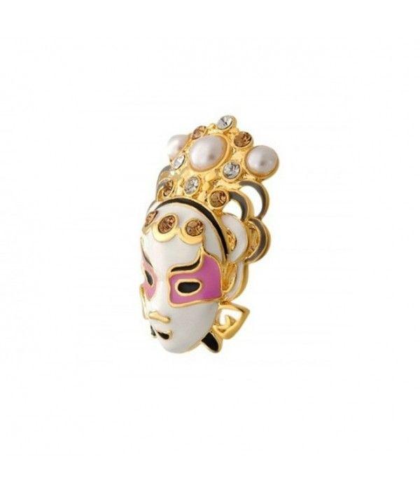 Brosa Masca Venetiana #idei de #martisoare