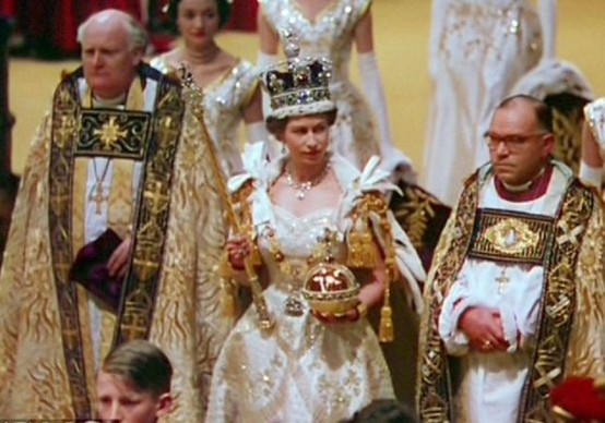 Anniversary...The Queen celebrates 60 years since her Coronation on 2 June 1953