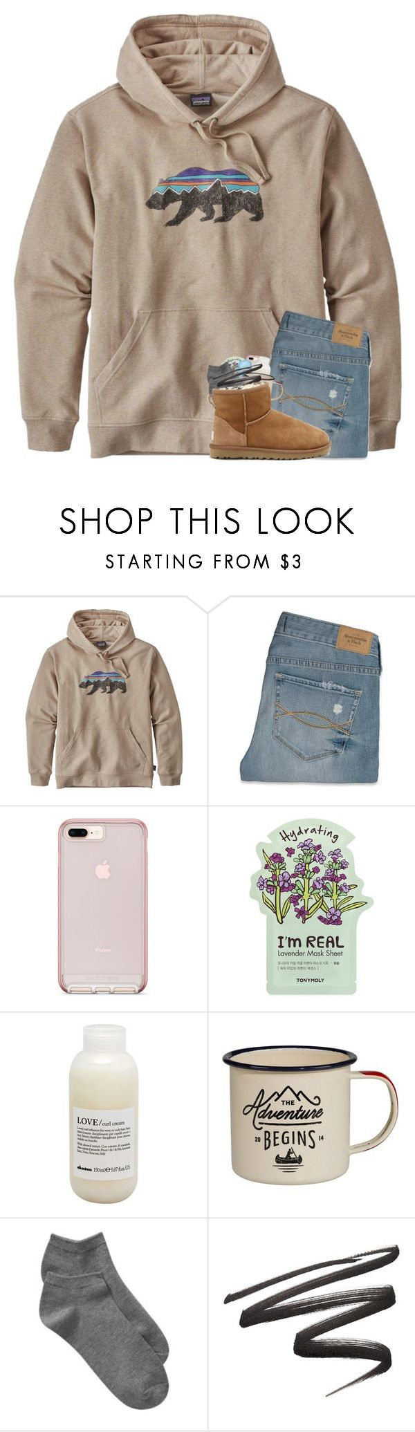 """yayyyy to frand!! she made it to 1kkkk"" by katie-1111 ❤ liked on Polyvore featuring Patagonia, Abercrombie & Fitch, TONYMOLY, Davines, Gap and UGG Australia"