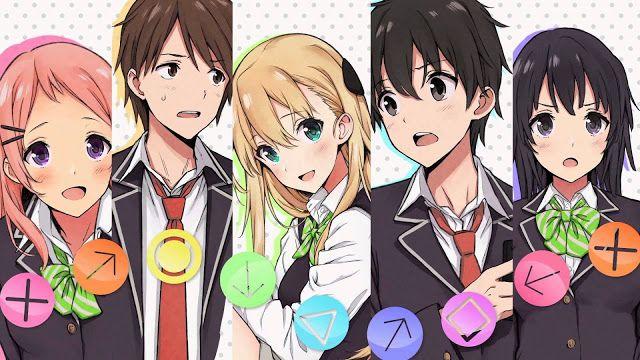 Blogger Gamers Anime Anime Anime Wallpaper Gamers anime hd wallpaper