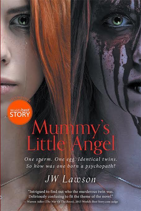 Mummy's Little Angel by JW Lawson