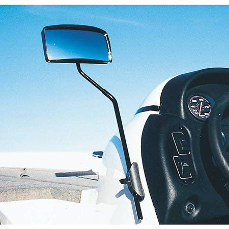 Overton's : Ski-Image X 2000 Mirror - Boating & Marine > Safety > Boat Mirrors : Boat Safety Equipment, Safety Gear, Safety Accessories, Safety Supplies