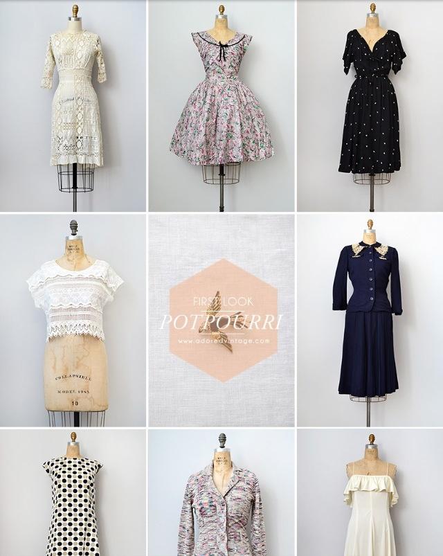 Vintage clothes :)))) <3