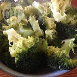 Broccoli met knoflook @ allrecipes.nl