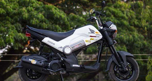 Honda Navi Cbs 2019 Is Relaunched In India Priced At Rs 4 7110 Honda Honda Bikes New Honda