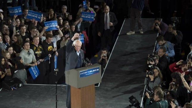 If Bernie Sanders wins the Iowa Democratic caucus, it will be the upset of the century.