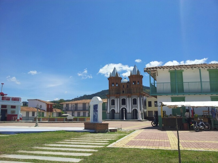 Réplica del Viejo Peñol, El Peñol, Antioquia