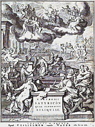 I MIEI SOGNI D'ANARCHIA - Calabria Anarchica: The Satyricon of Petronius Arbiter COVER BOOK