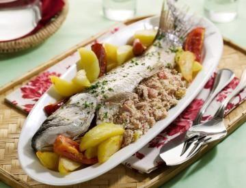 A receita pode ser feita com pescada, enchova ou tainha
