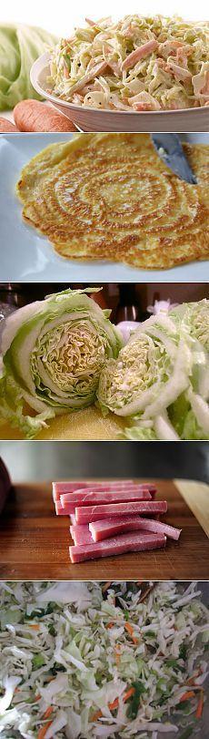 Салат Анастасия / Куриные салаты / TVCook: пошаговые рецепты c фото
