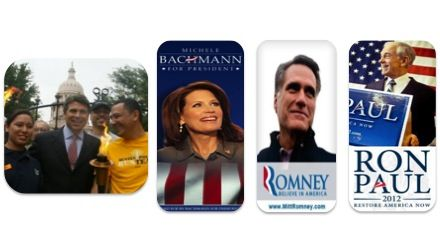 Which Republican is best on Facebook? Check out the rankings of the presidential candidates...: Help Predictions, Contest Racing, Presidenti Candid, 2010 Congress, Fans Help, Facebook Rank, Facebook Fans, Congress Election, Facebook Track